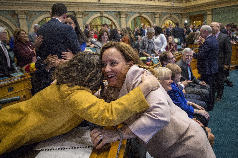 Photo: Legislature Opens 2019 1 HV