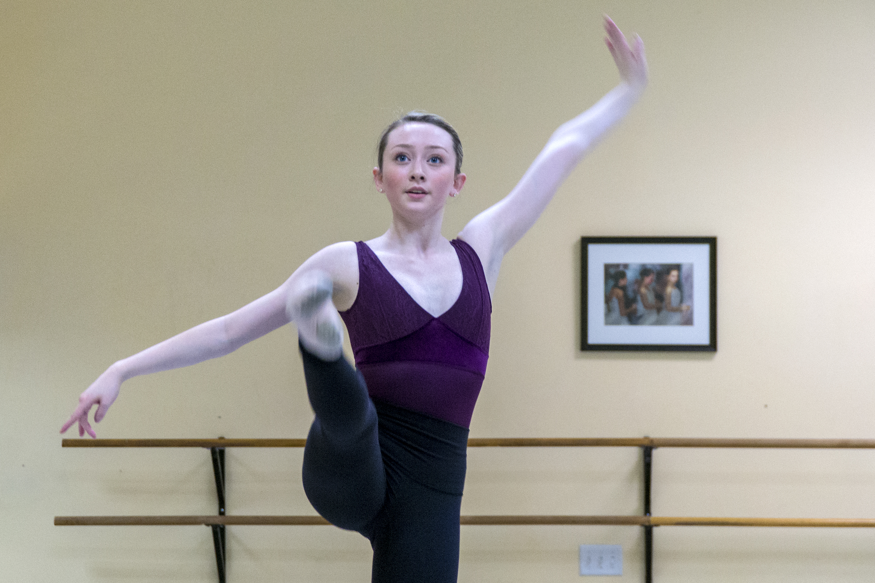 Photo: Ballet Competition 1 SW 20190131