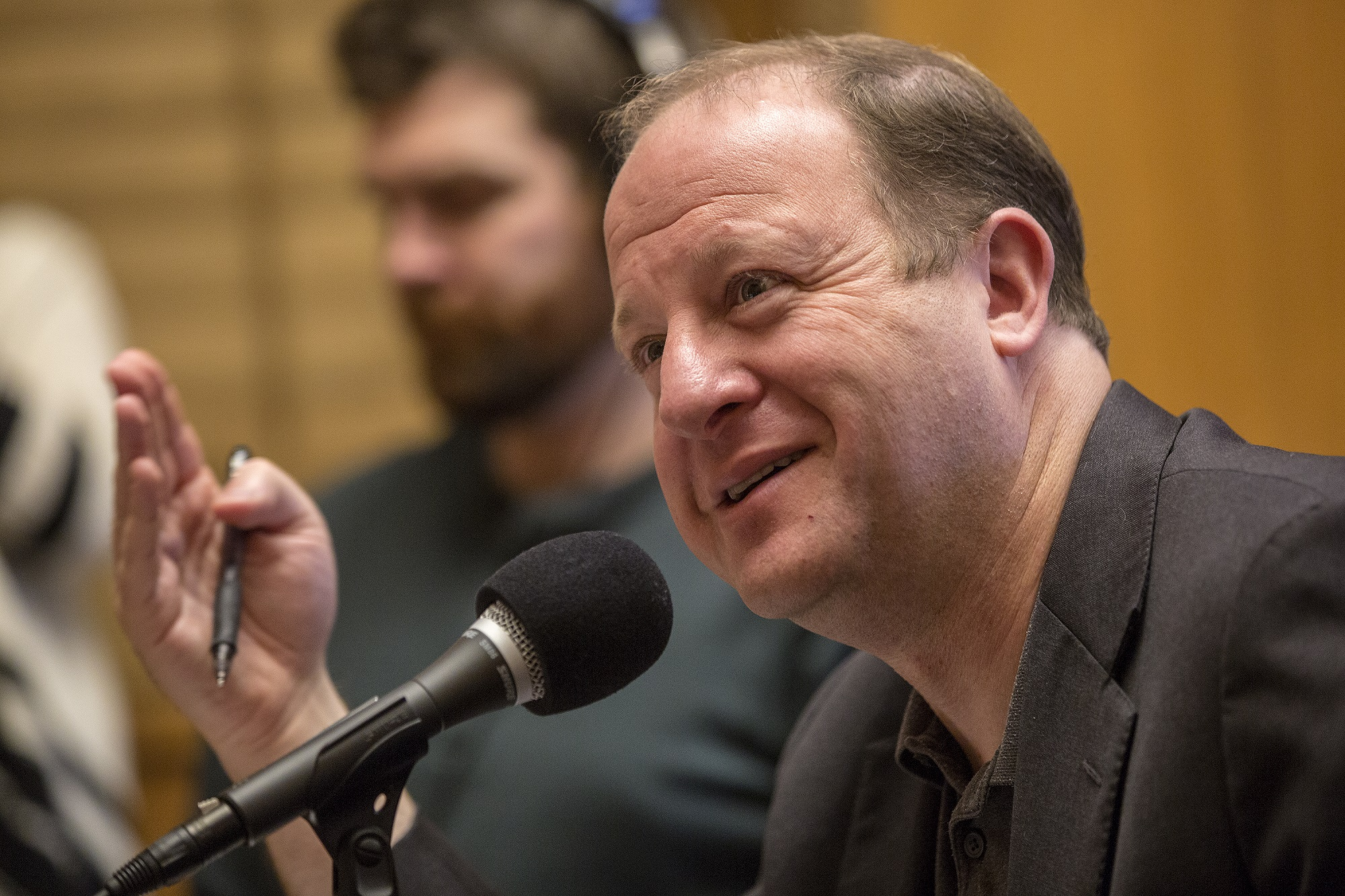 Photo: Jared Polis 1 HV 20190206