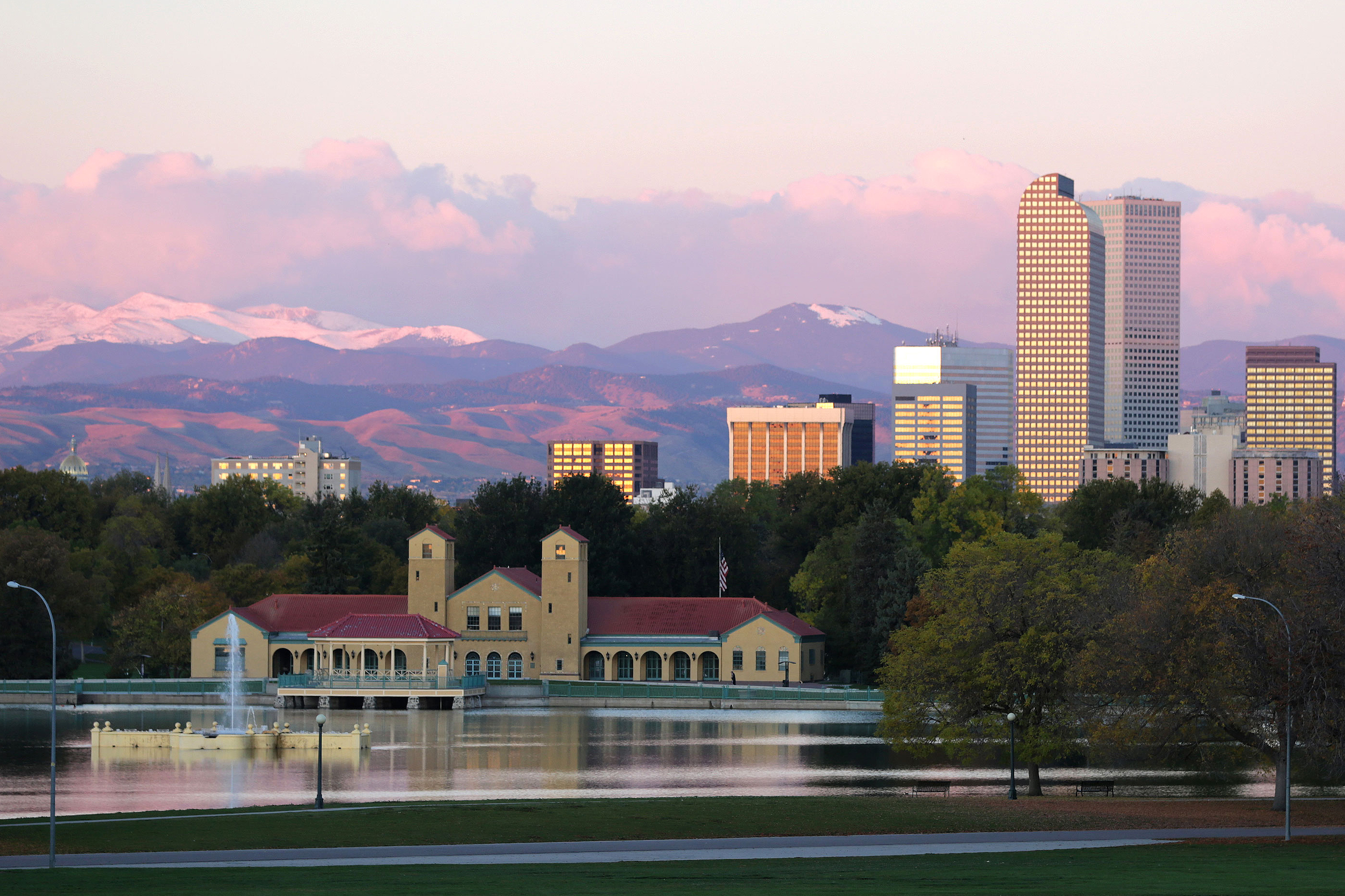Photo: Denver Skyline