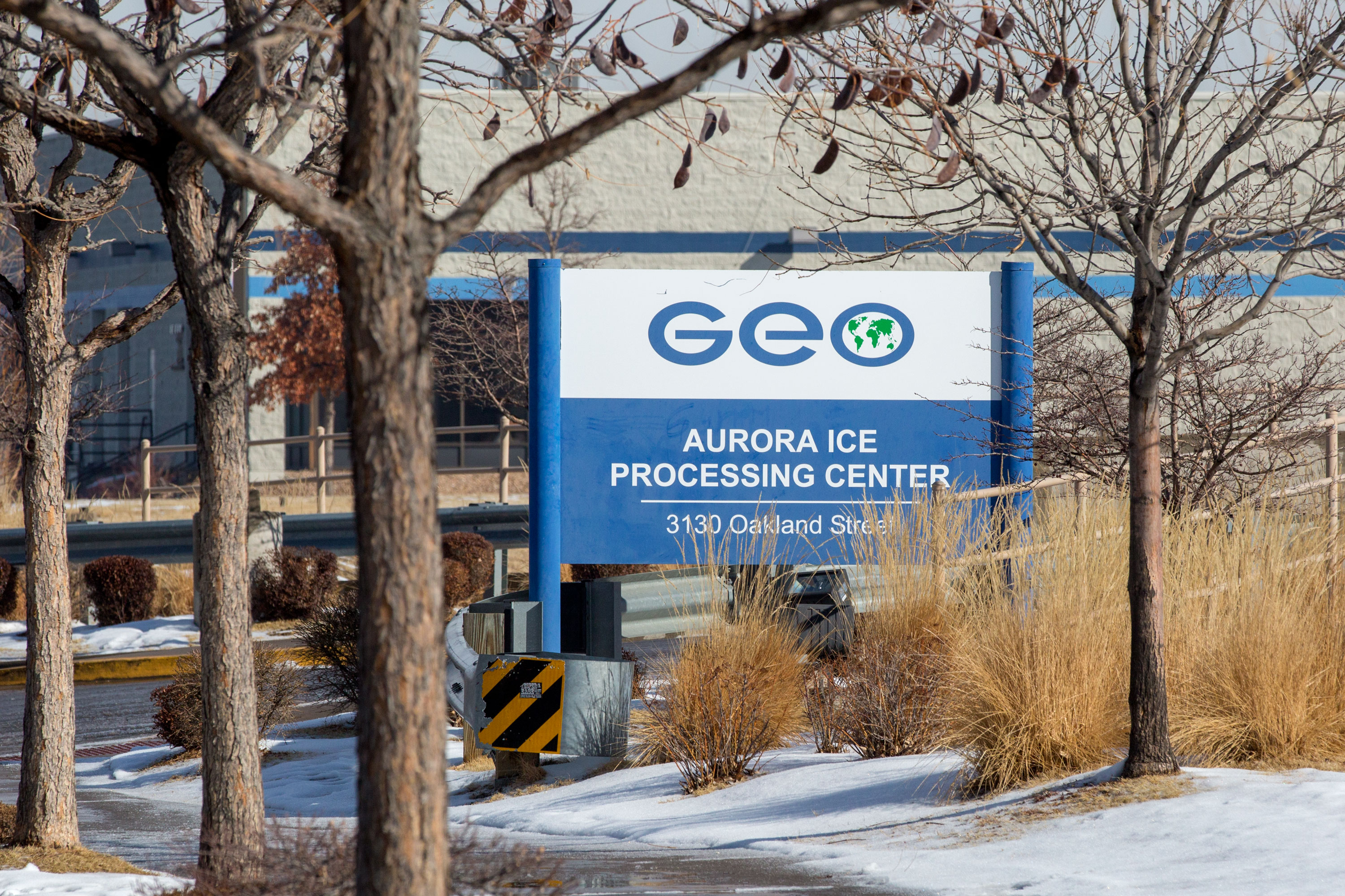 Photo: Aurora ICE GEO Detention Center 1 HV 201900307