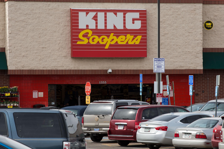 Photo: King Soopers BuildingDenver HV