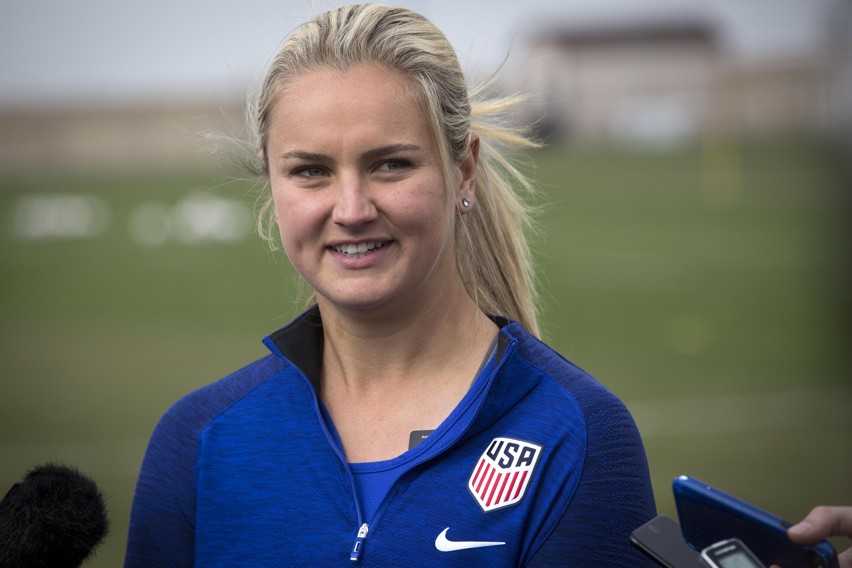 Photo: US Soccer Women Horan 2 HV