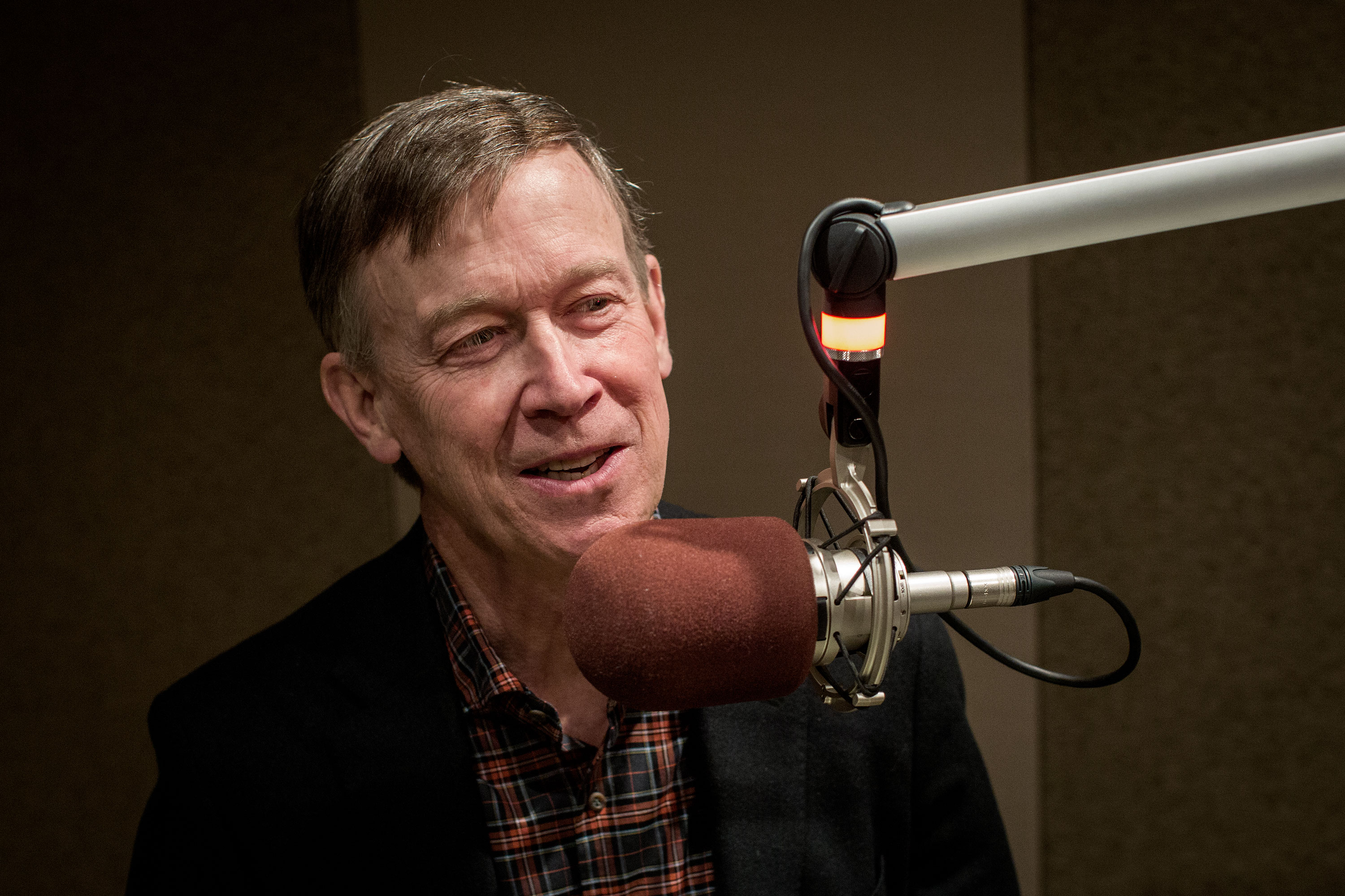 Photo: Hickenlooper CPR Studio 1 HV