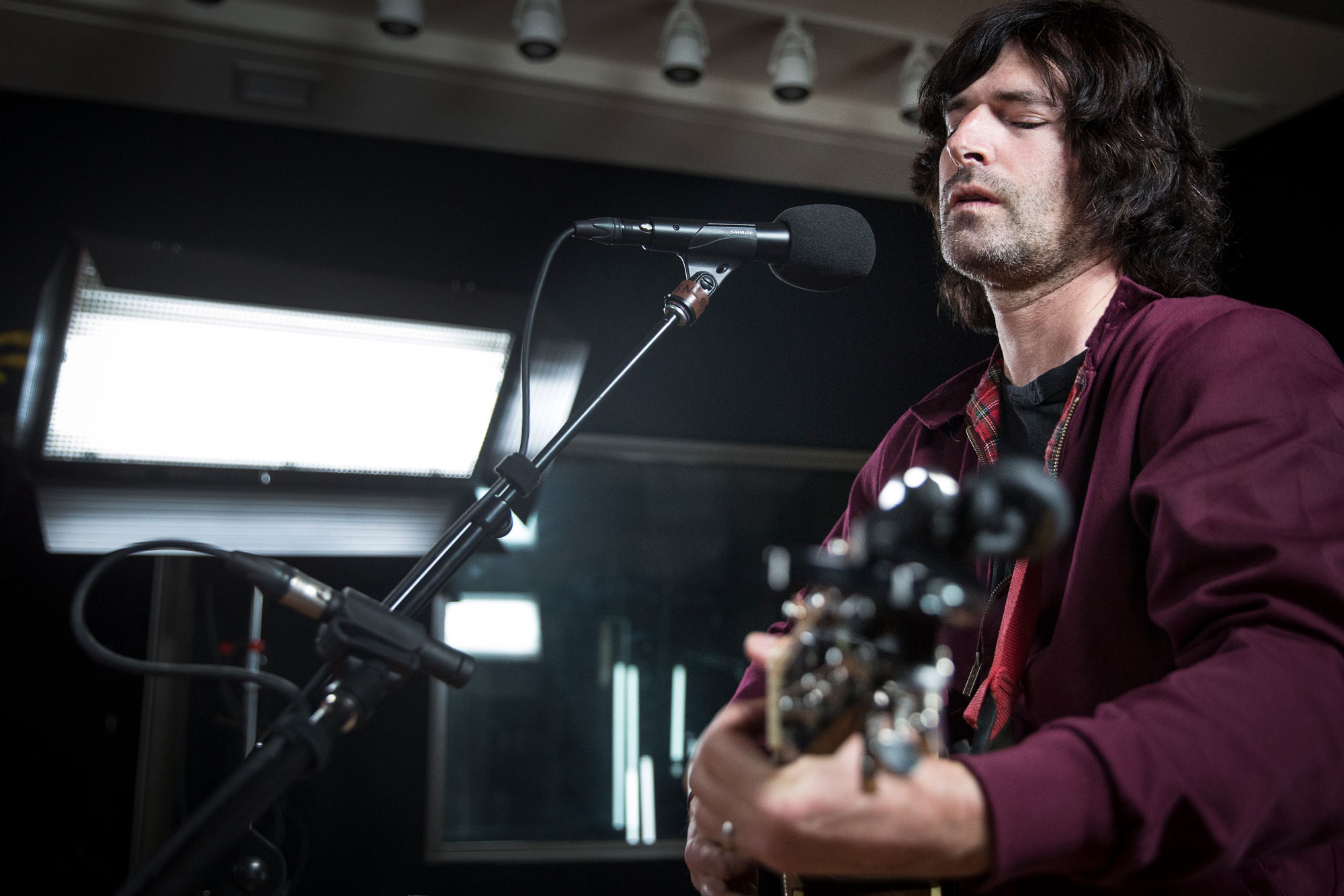 Photo: Pete Yorn at OpenAir