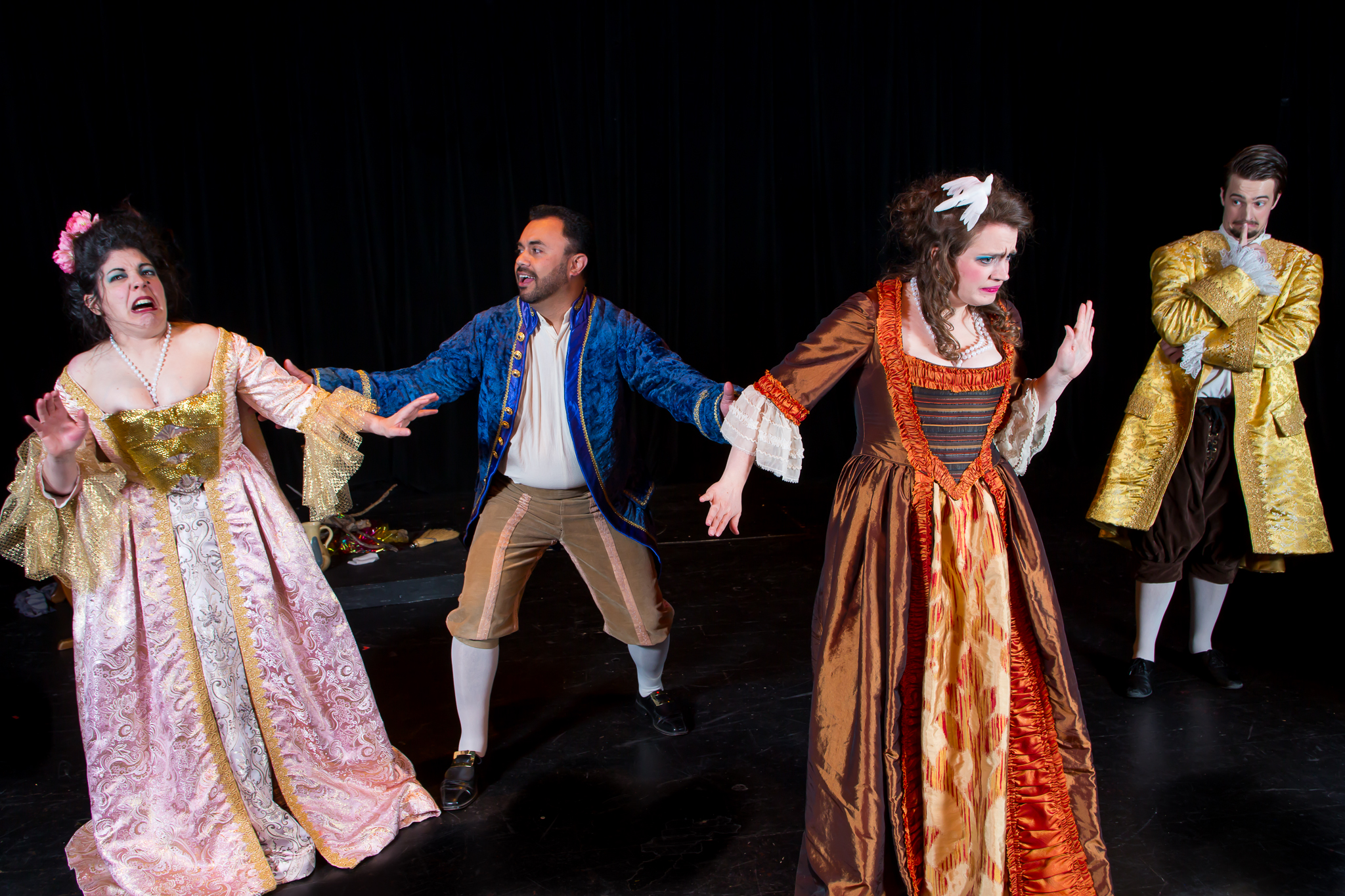 Photo: Boulder Opera 'Operamania!'