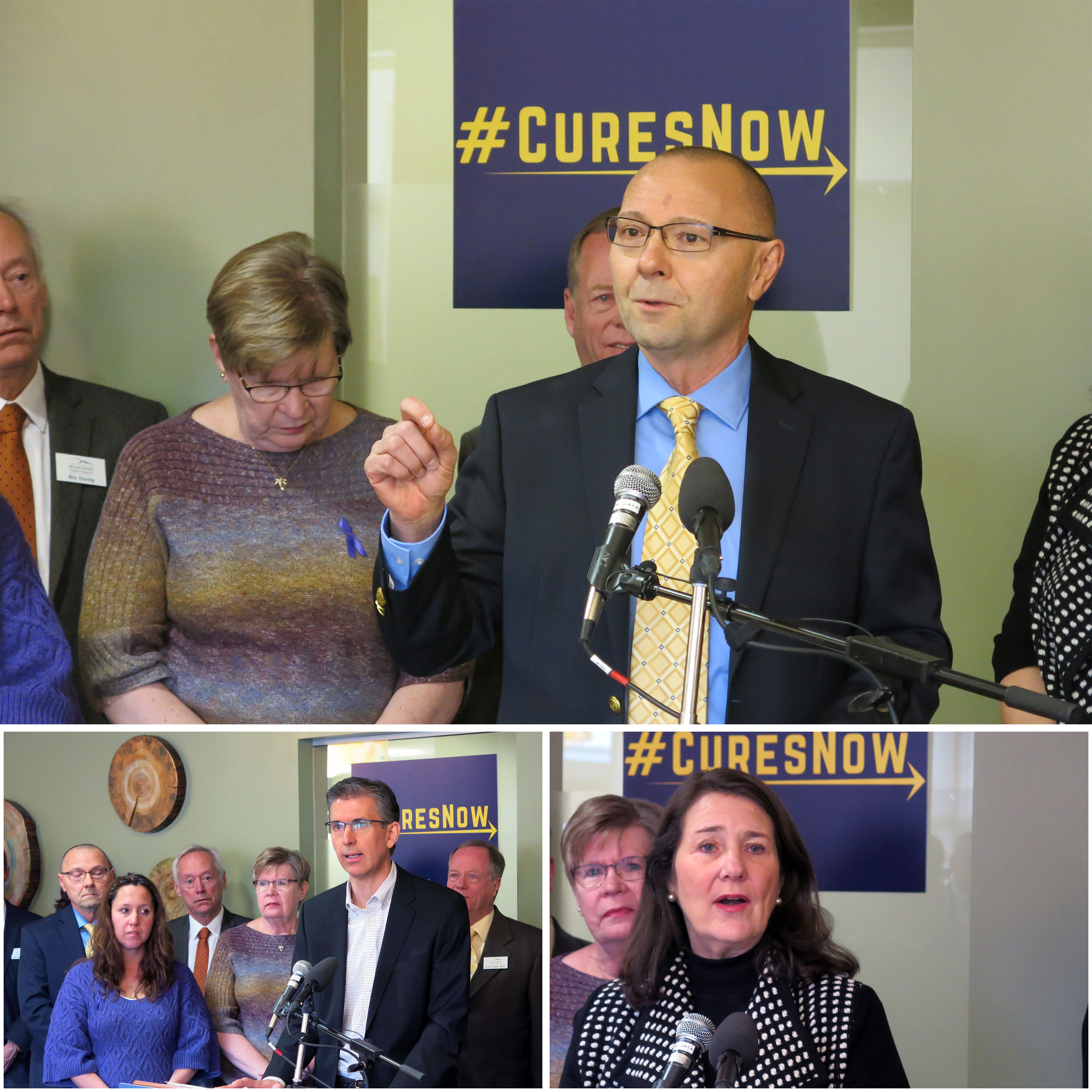 21st Century Cures 2 | News Conference TriptychDec. 3 - JDaley