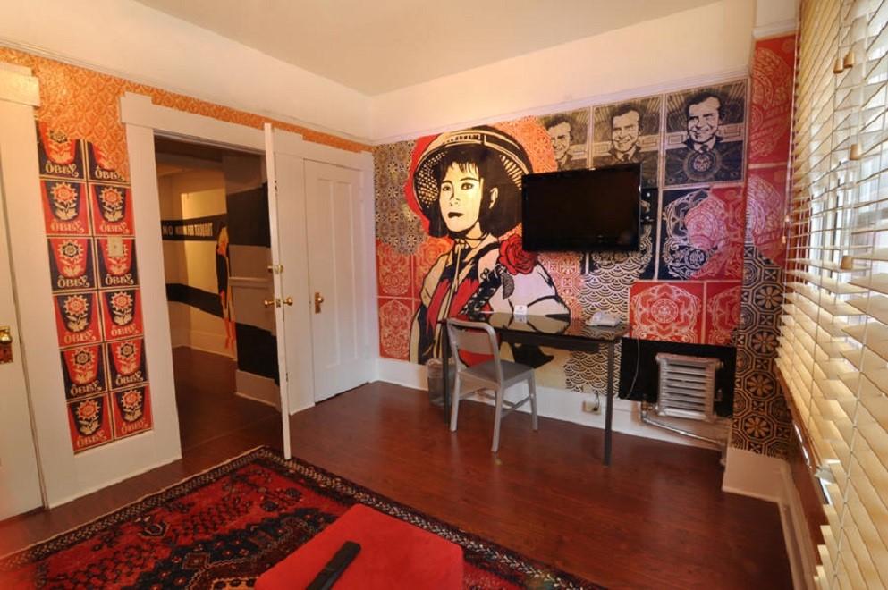 Photo: Hotel Des Arts in San Francisco