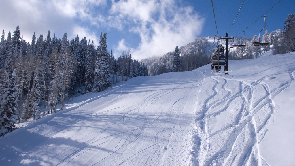 Photo: Powderhorn Ski Area