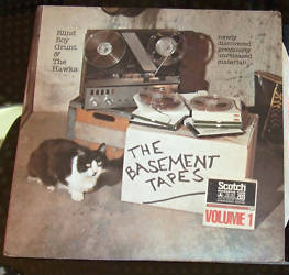 Photo: Blind Boy & the Hawks 'Basement Tapes' album