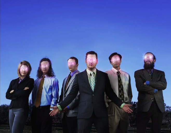 photo: Modest Mouse press 2015