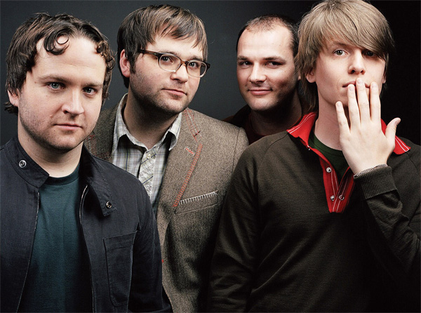 photo: Death Cab for Cutie