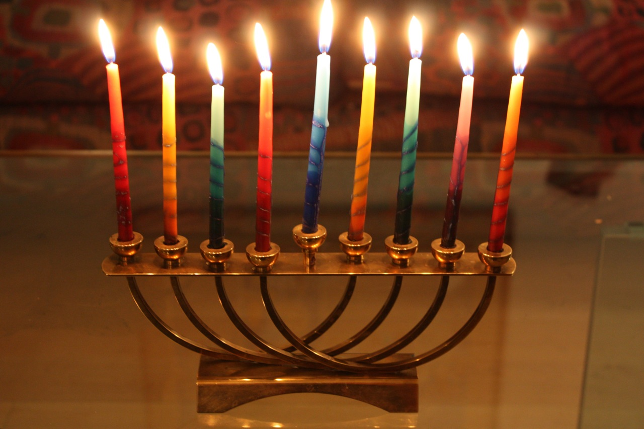 Photo: Menorah