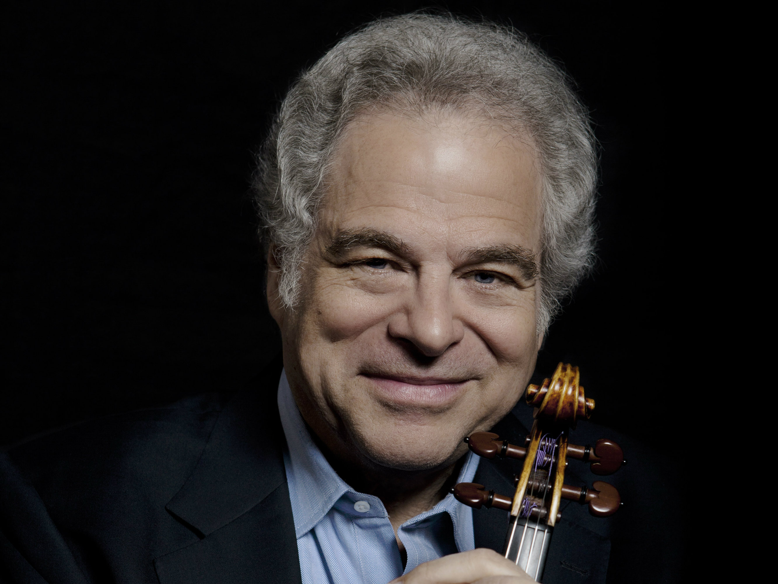 Photo: Itzhak Perlman press photo