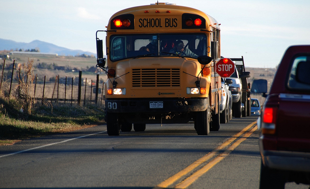 Photo: School Bus Lafayette (Flickr/CC)
