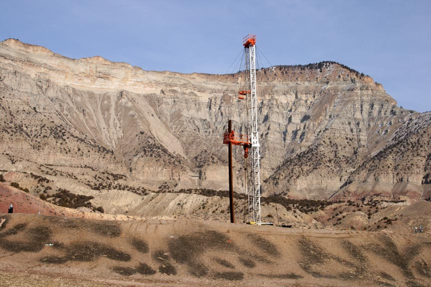Drilling in the Piceance Basin