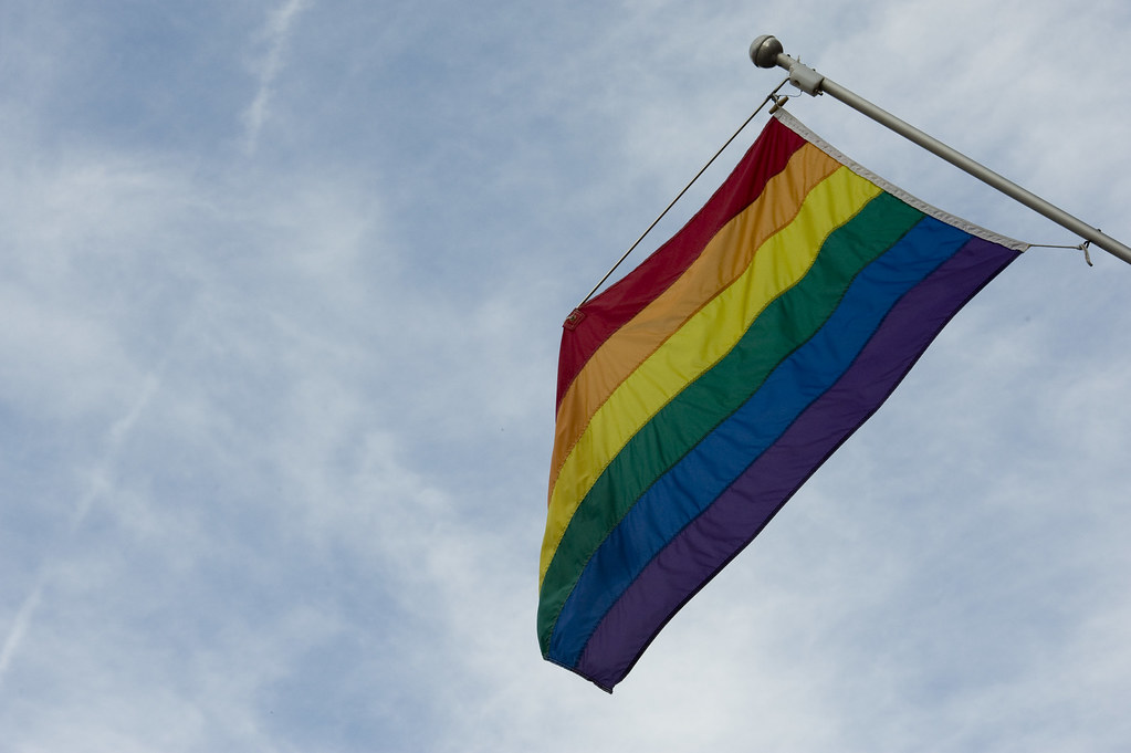 Photo: Pride Flag