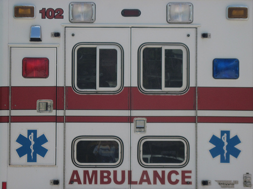 Photo: Ambulance