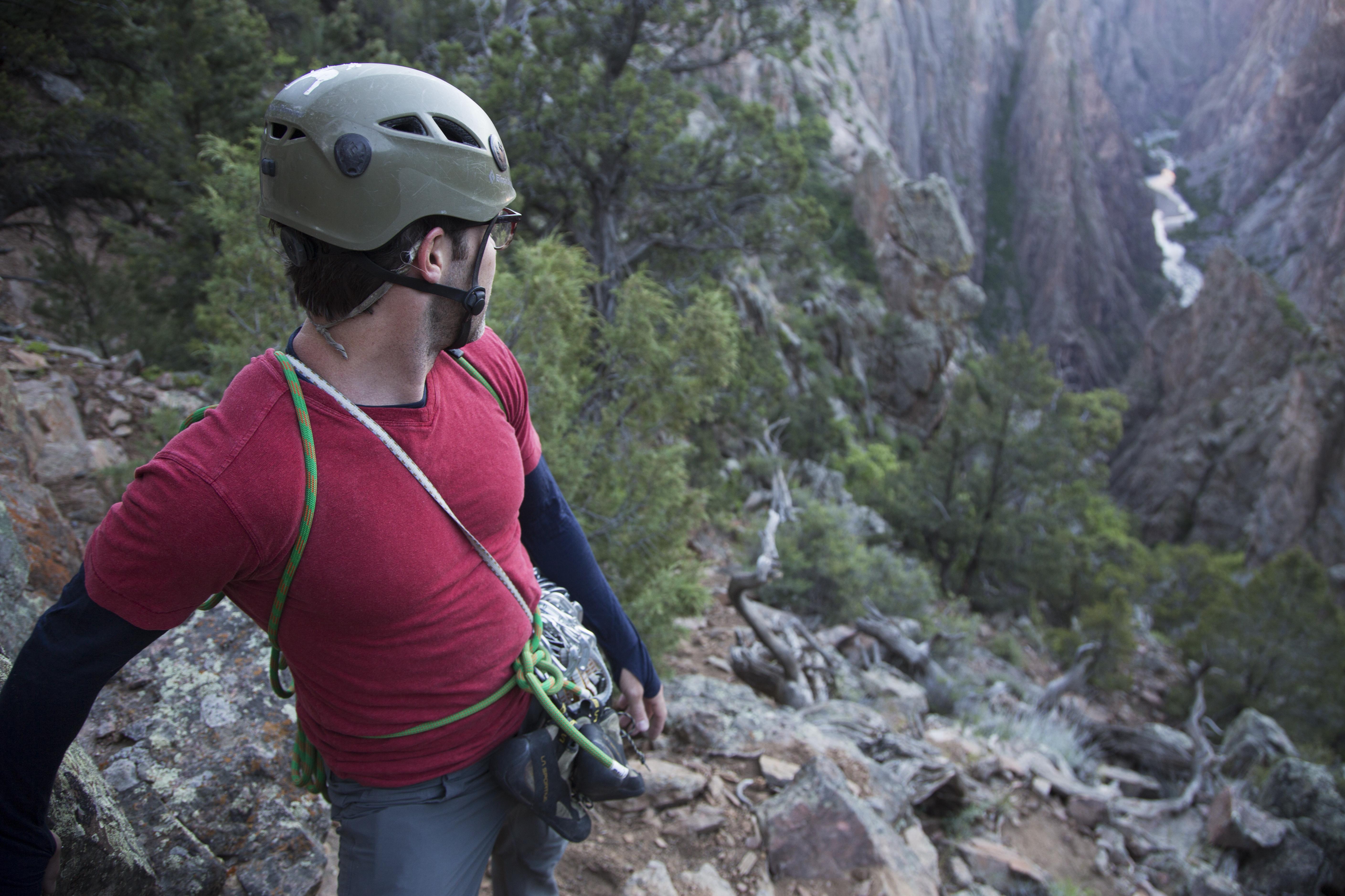 Photo: Black Canyon 6 | Looking at river