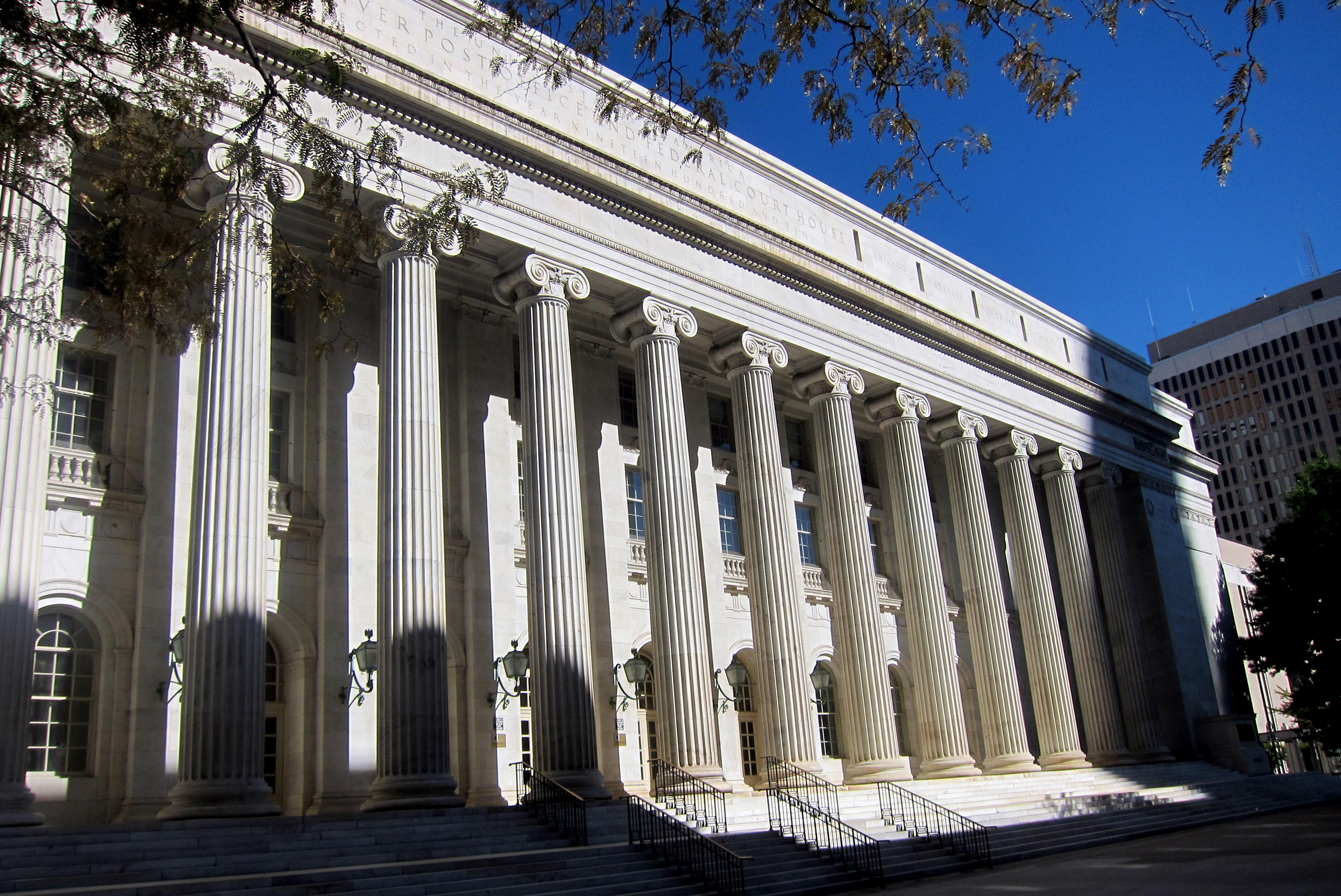Photo: Federal Courthouse In downtown Denver (Flickr/CC)