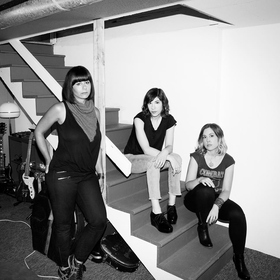 Photo: Sleater-Kinney press