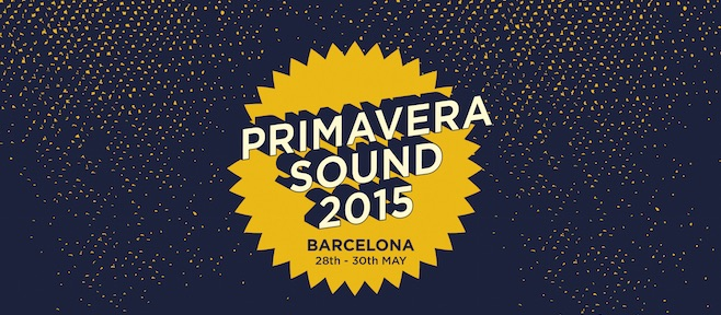 Photo: Primavera Sound 2015 logo