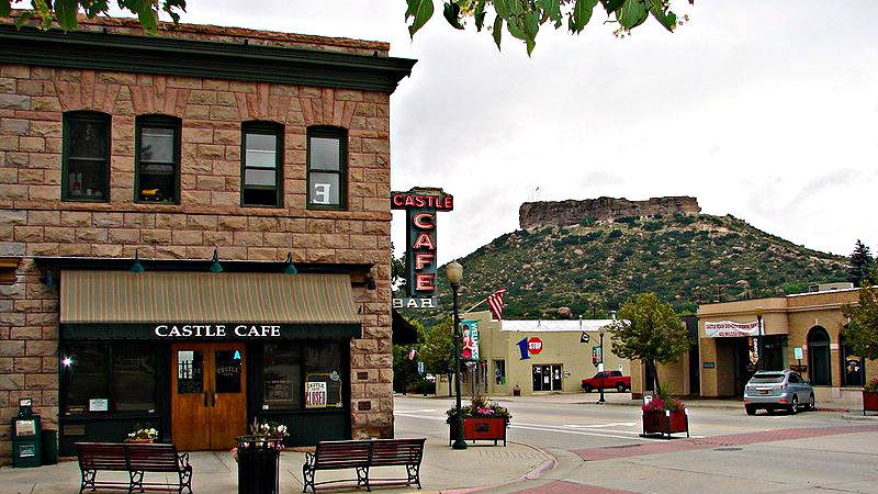 Photo: Castle Rock Cafe