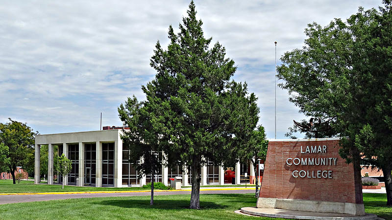Photo: Lamar Community College, Lamar, Colo.