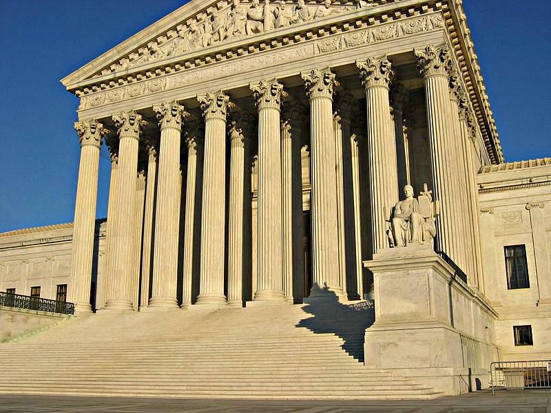 US Supreme Court Building, Washington, DC