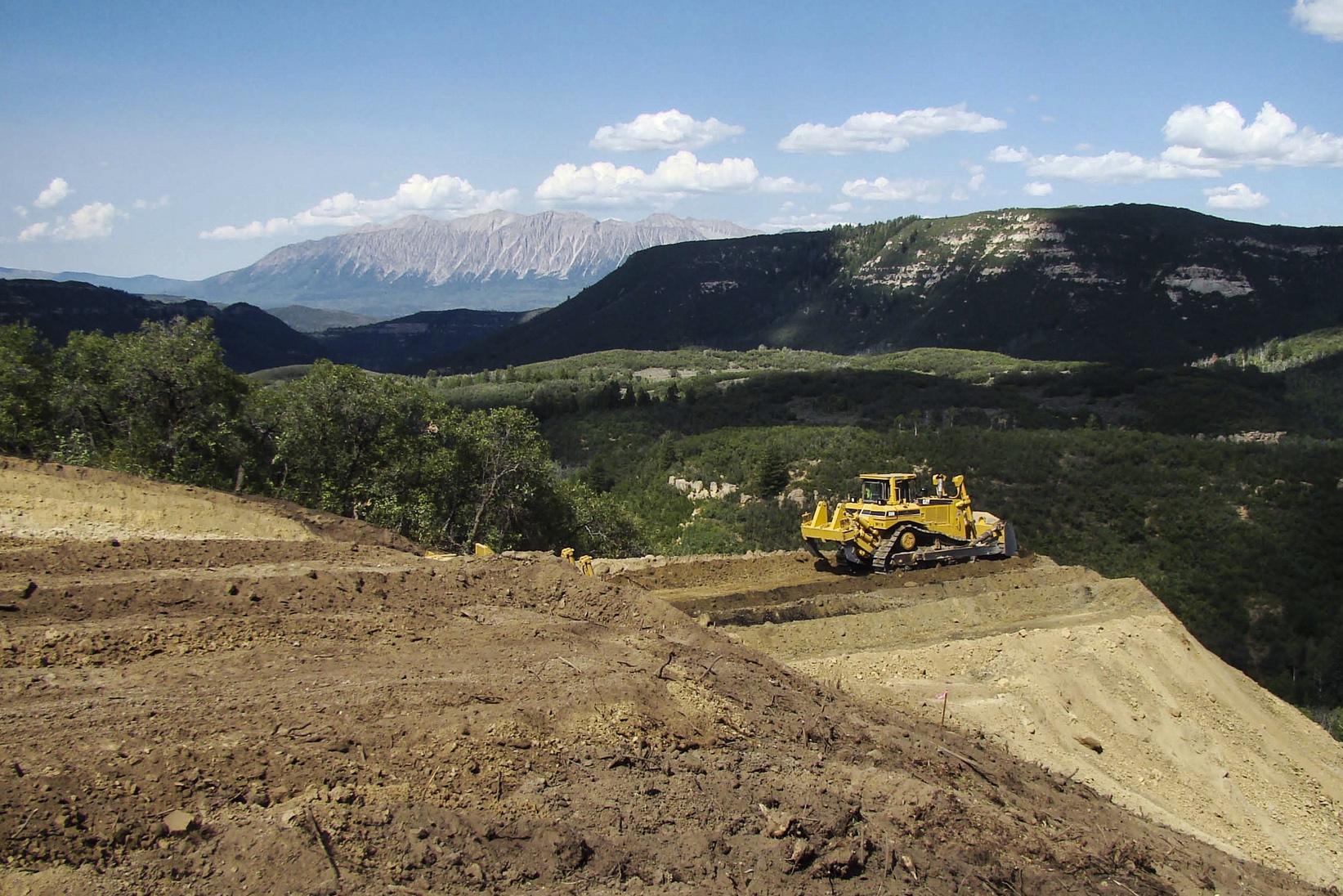 Photo: The West Elk Mine (Courtesy)