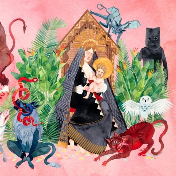 Photo: Father John Misty 'I Love You Honeybear' album