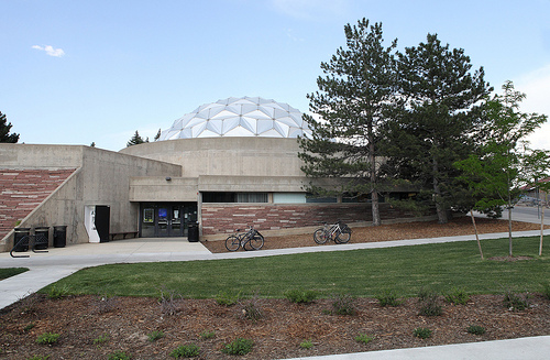 CU's Fiske Planetarium Debuts State-of-the-Art Technology