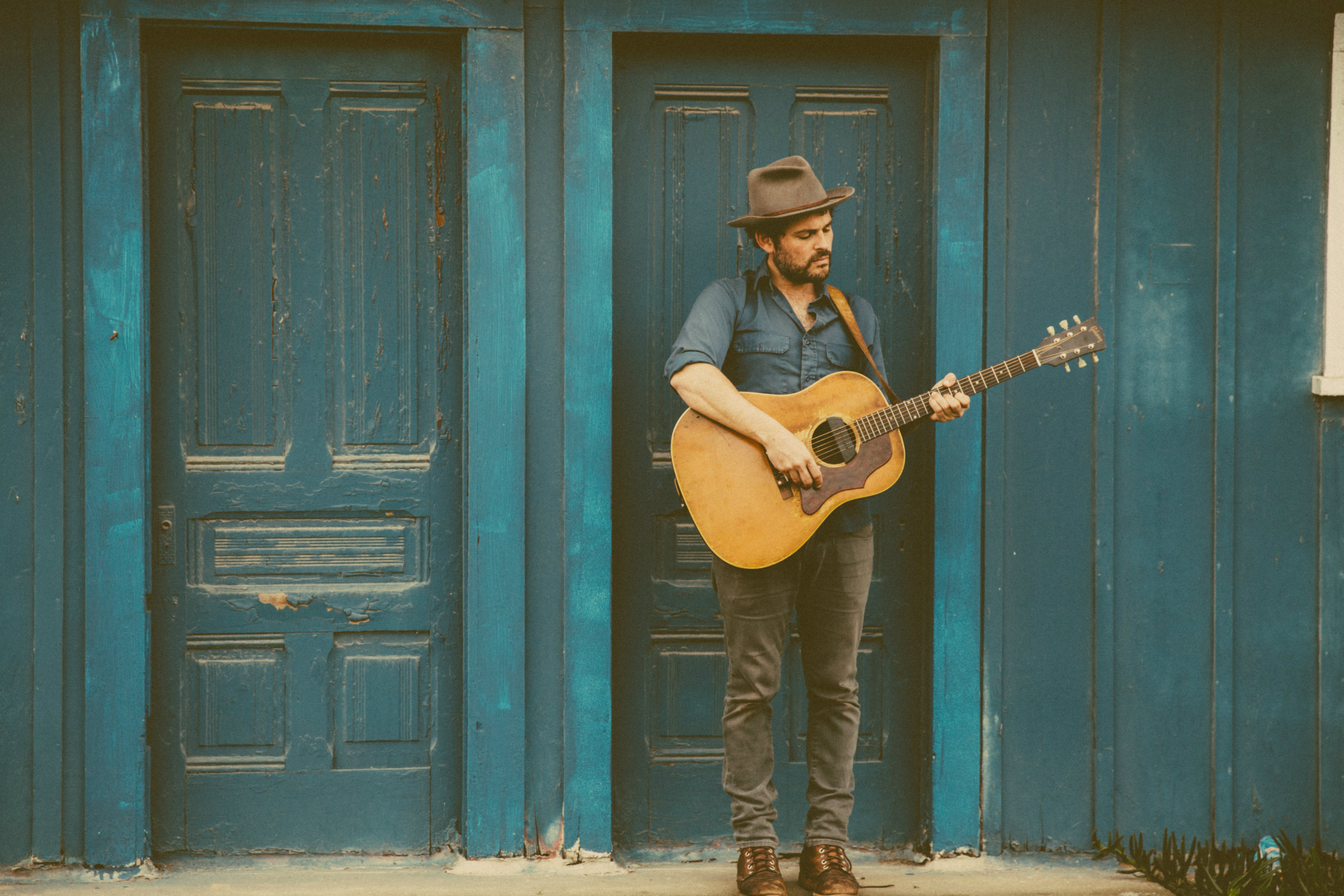 Photo: Gregory Alan Isakov press image