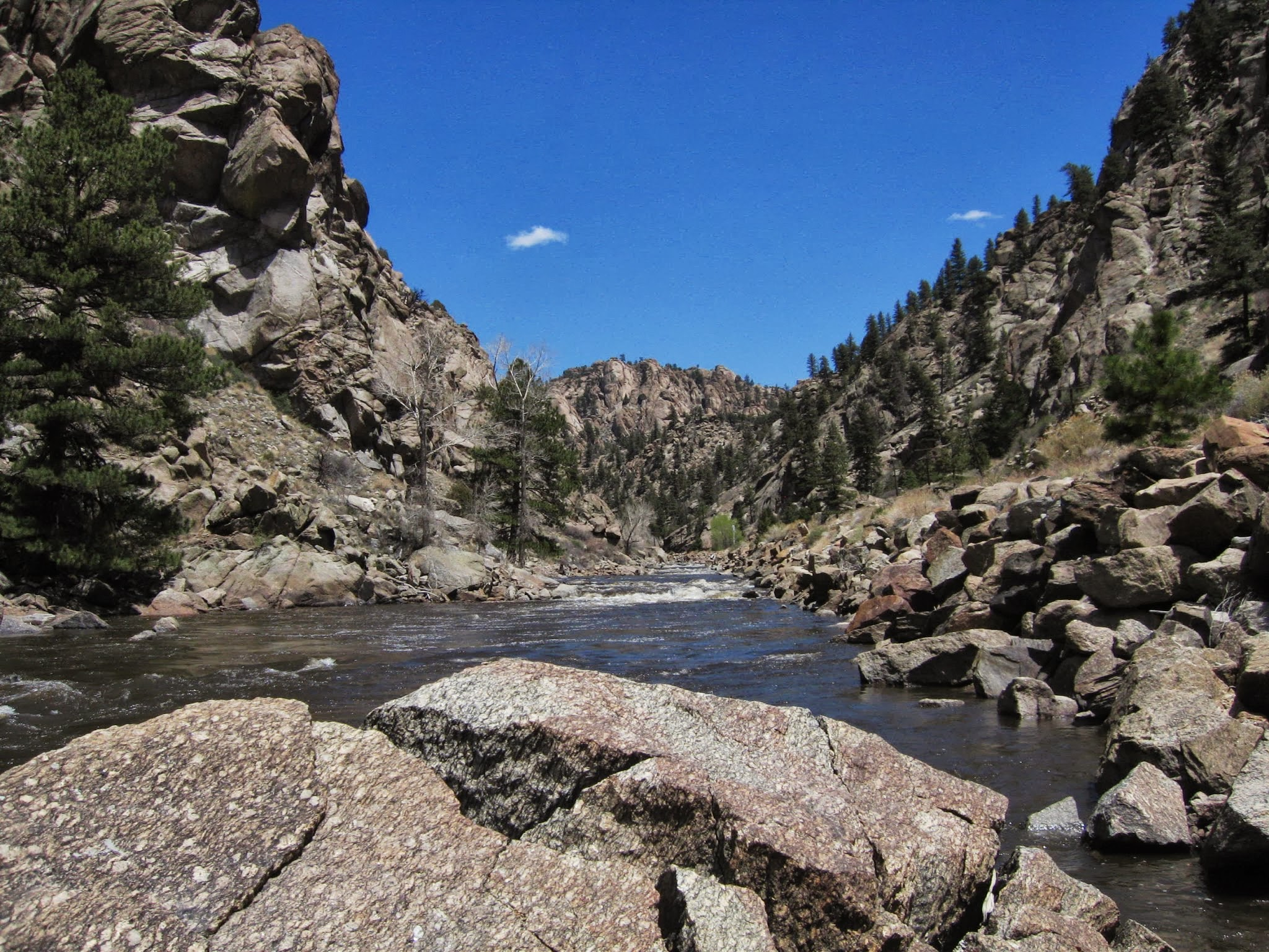 Photo: Browns Canyon