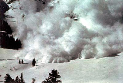 Avalanche Risk is Still High
