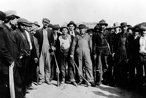 Colorado Coalfield Wars through the Eyes of Children