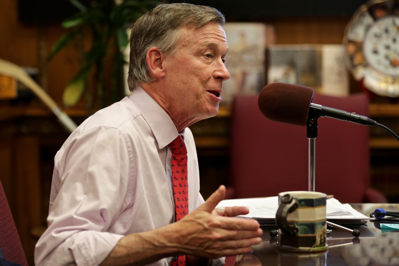 Photo: Governor John Hickenlooper 9-20-17 CM 1