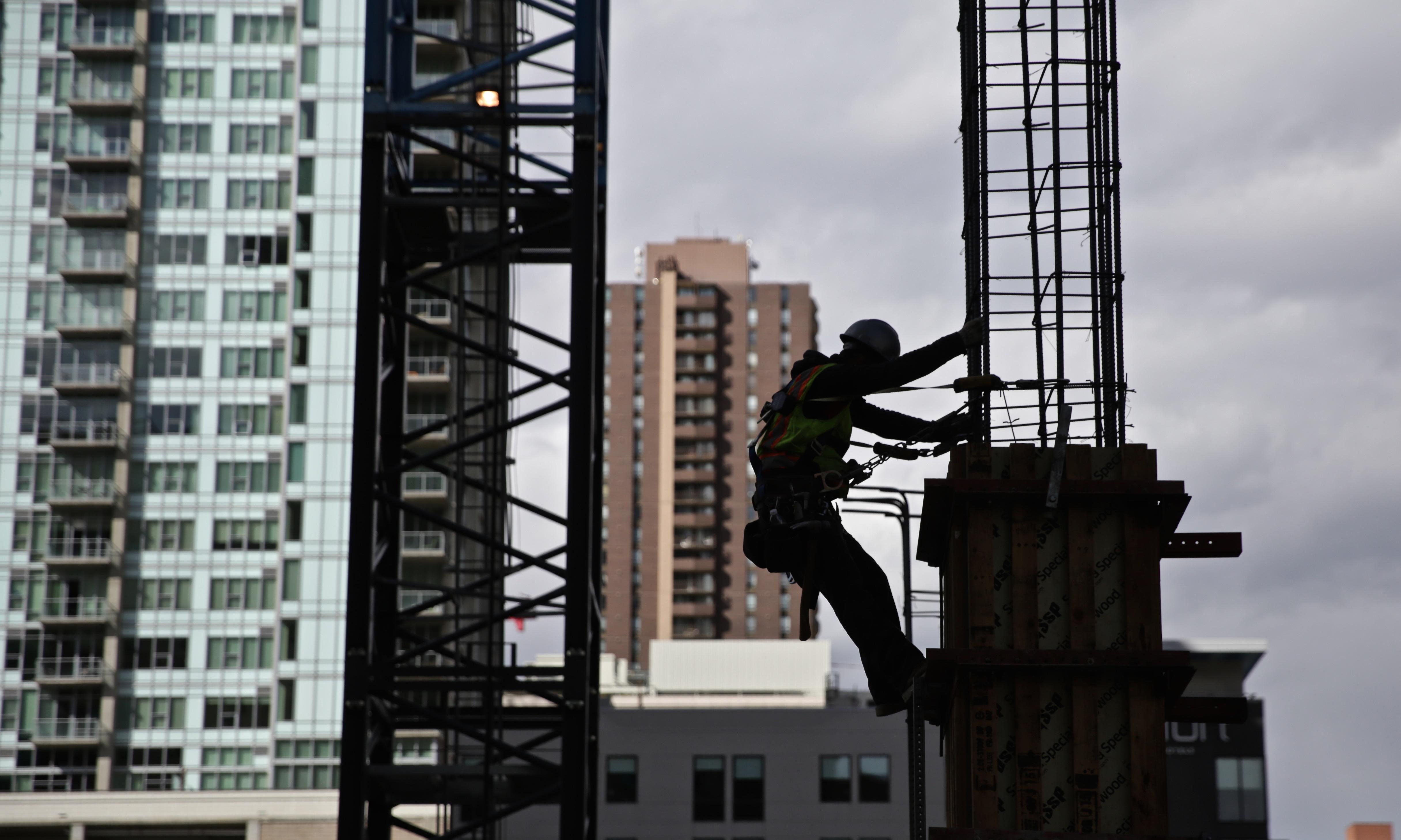 Photo: Denver Construction, Worker (HV)