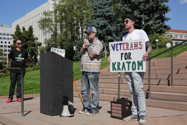 Photo: Kratom rally 3
