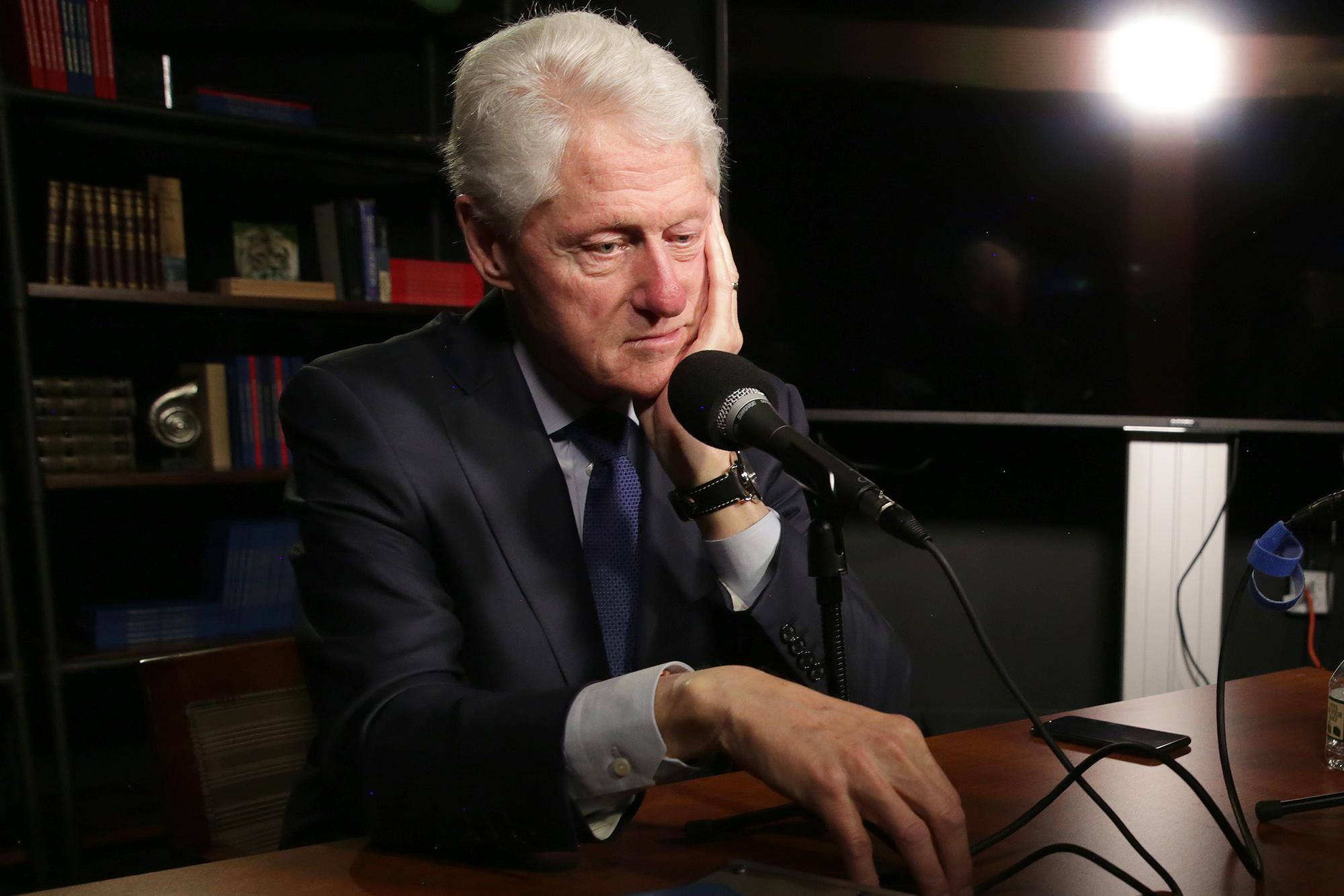 After Columbine, President Clinton Set A New Standard As 'Consoler
