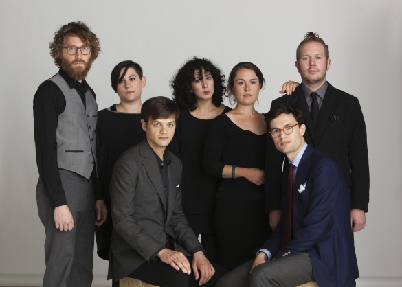 Photo: American Contemporary Music Ensemble (ACME) portrait