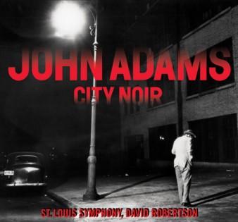 Photo: John Adams City Noir cover