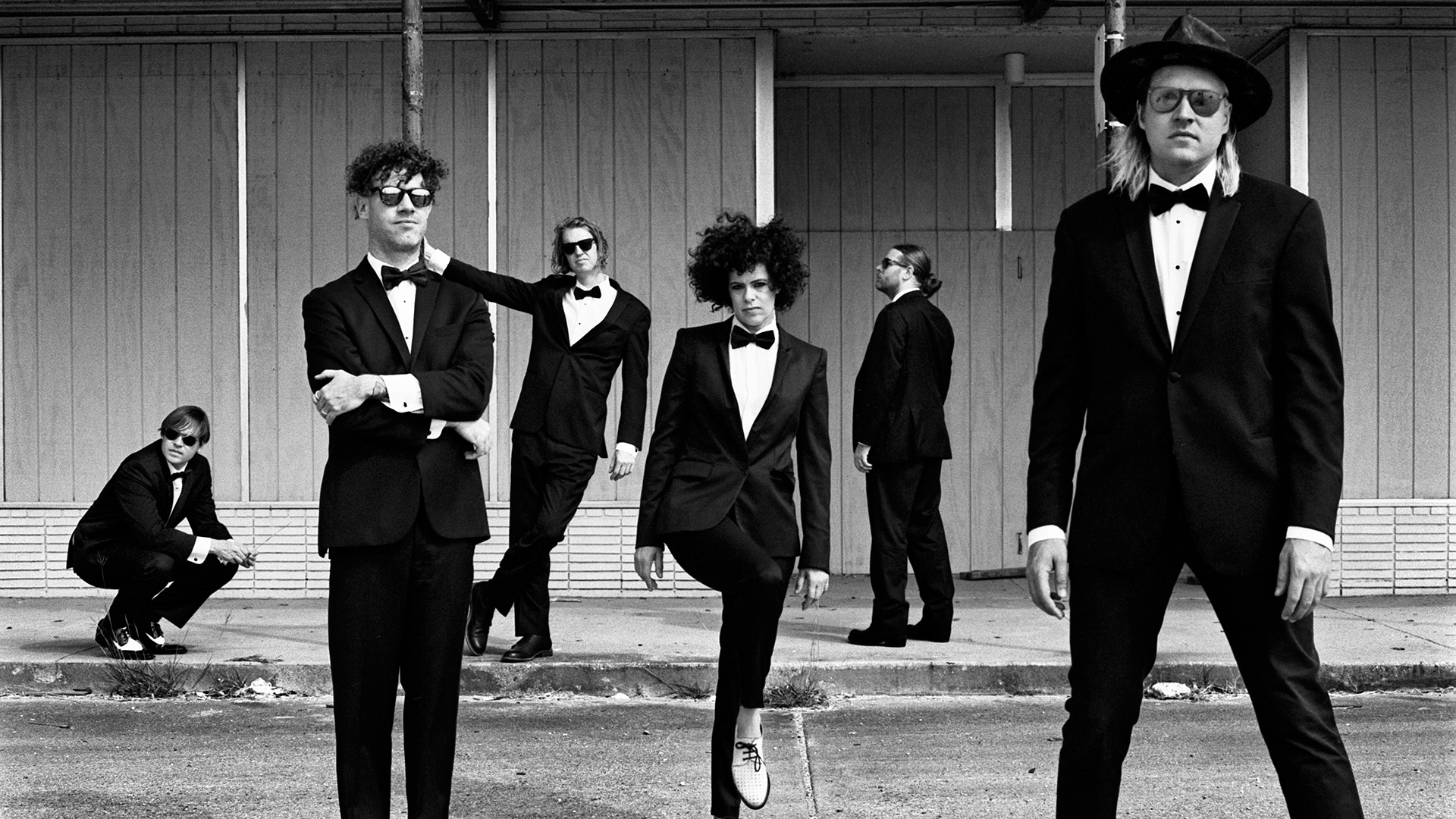 Photo: Arcade Fire press image