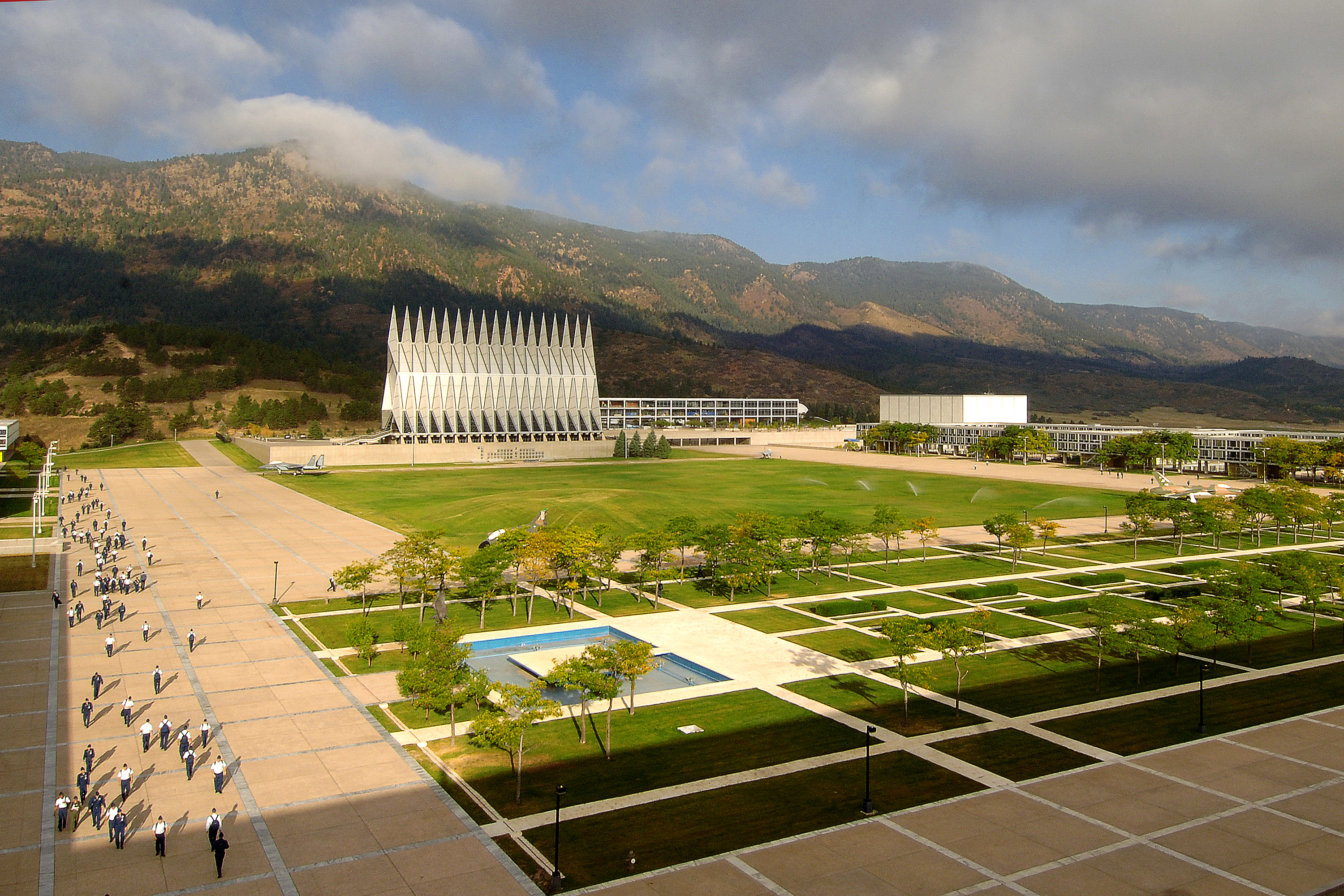 Photo: Air Force Academy