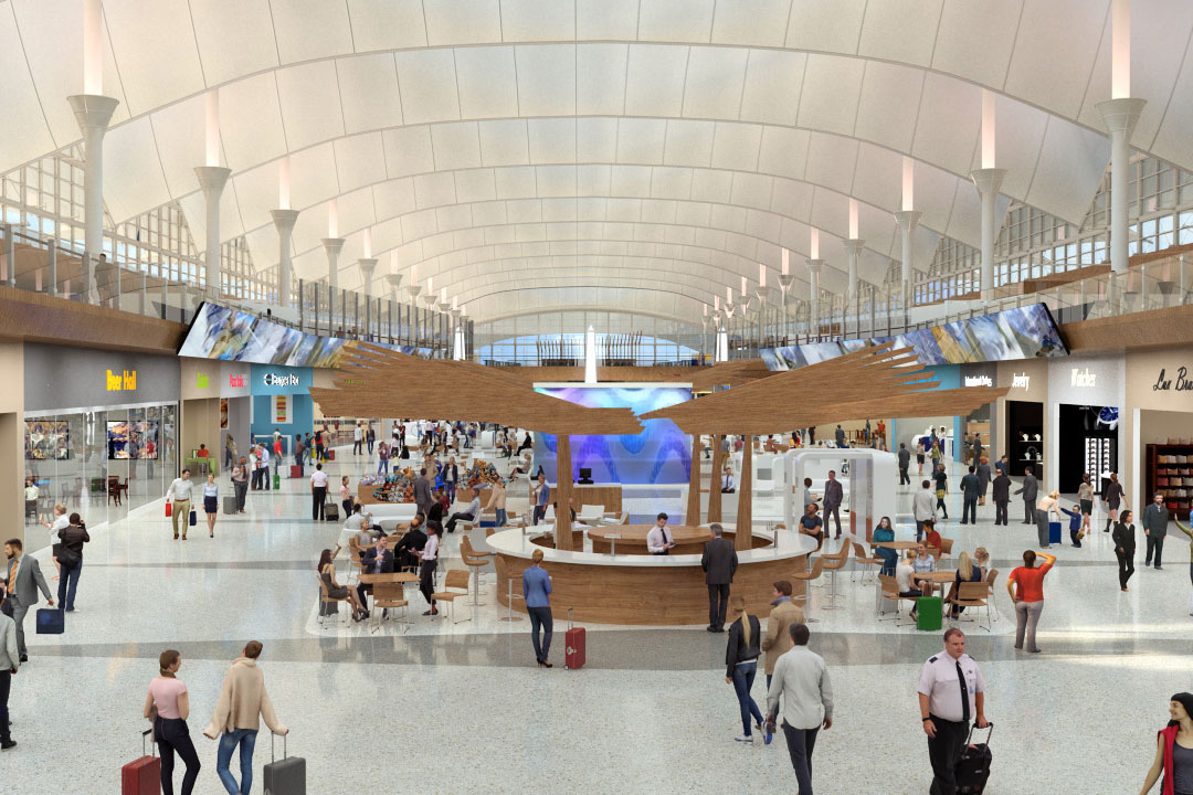 Photo: DIA Renovation 4 | Great Hall Renovation Rendering - JHill
