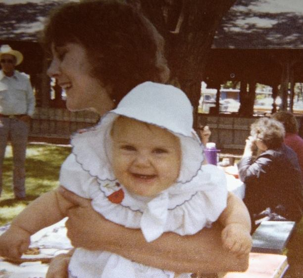 photo: Alisha and her mom