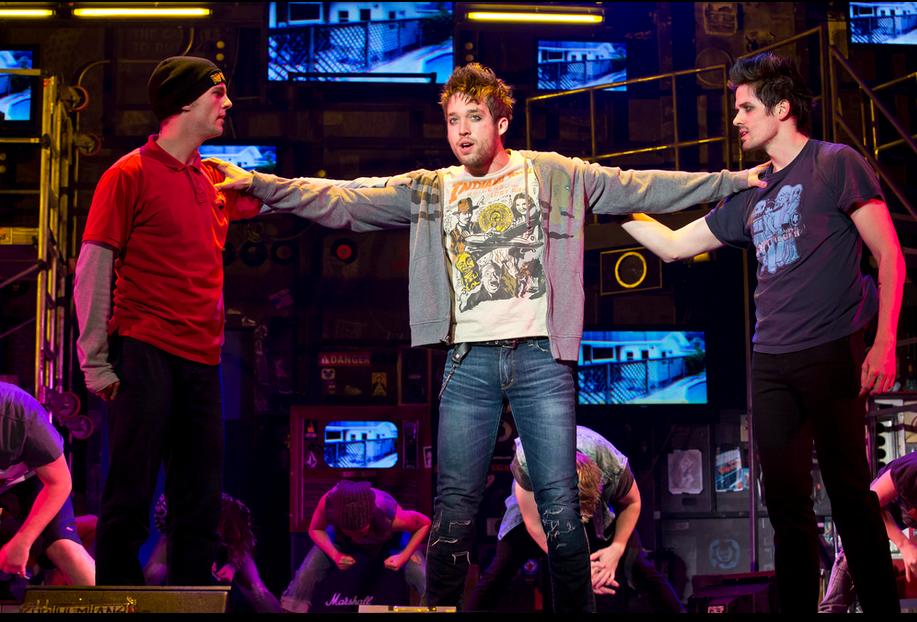 photo: American Idiot musical