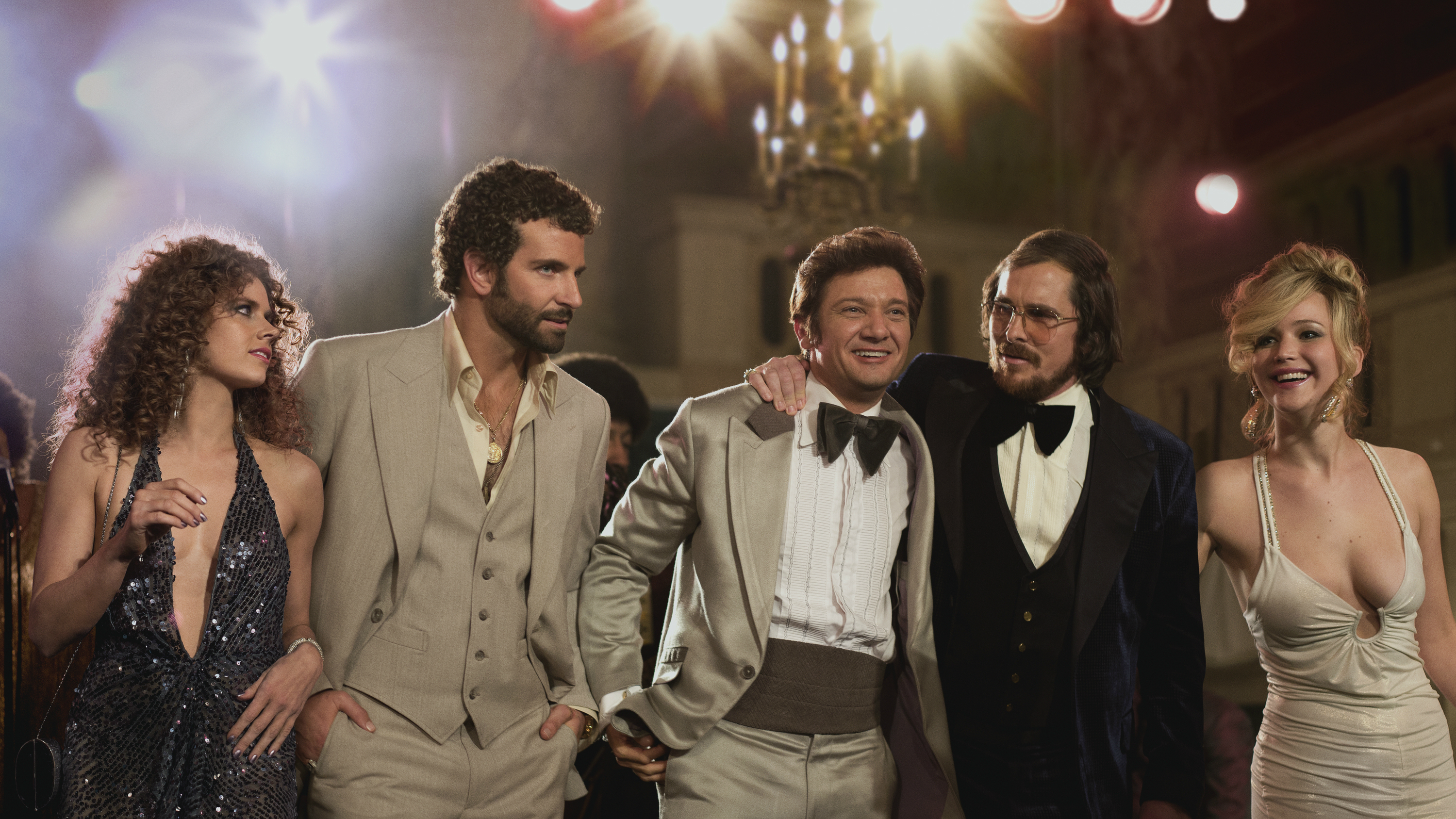 Photo: 'American Hustle' Cast