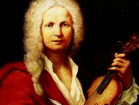 Photo: Composer Antonio Vivaldi