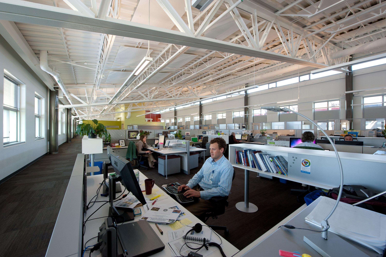 Photo: Energy efficient commercial building Golden